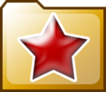 Category button