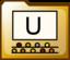 Go to 'U'